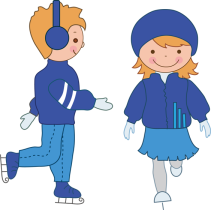kids-ice-skating-clipart